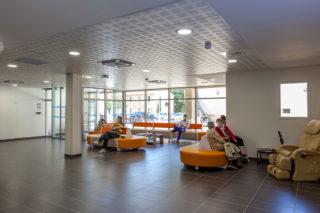 Accueil Clinique CAPIO Orange