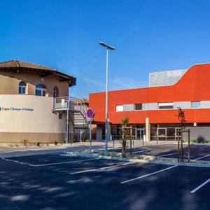 Clinique d'Orange Vaucluse