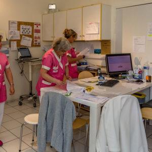 Equipe Clinique CAPIO Orange
