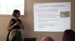 Diaporama Ecole des patients